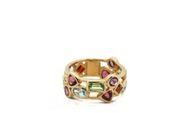 thumbnail for Multi colour ring